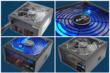 Alimentation Modulaire - 400W - rétroéclairage bleu