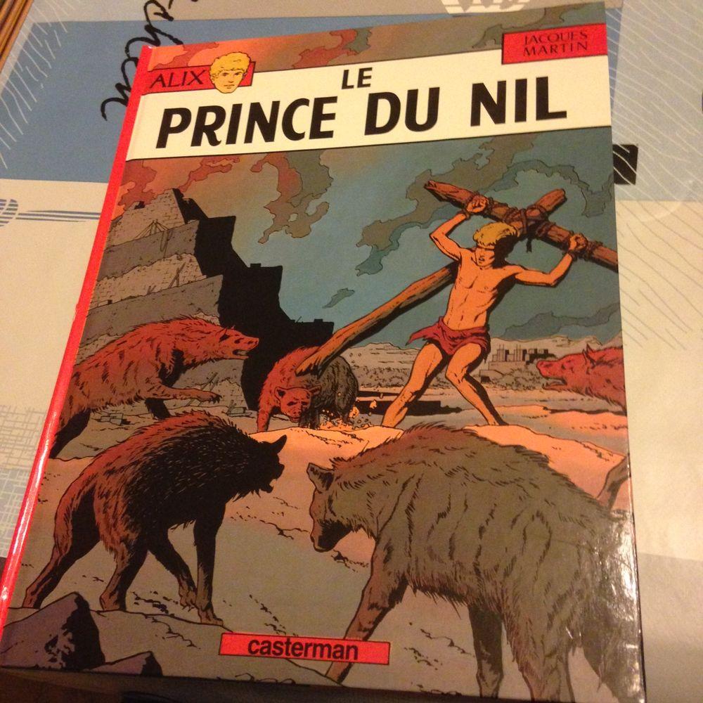 BD Alix, tome 11 : Le prince du Nil Livres et BD