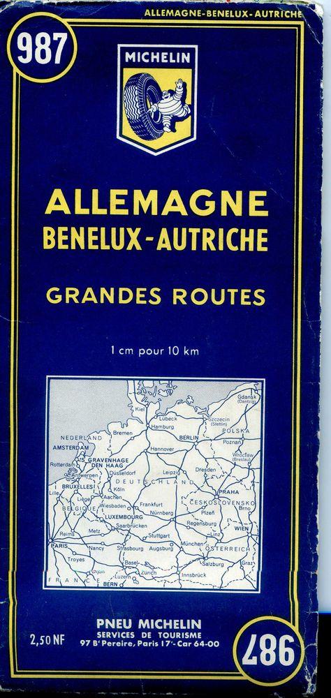 ALLEMAGNE  - BENELUX  - AUTRICHE, 3 Rennes (35)