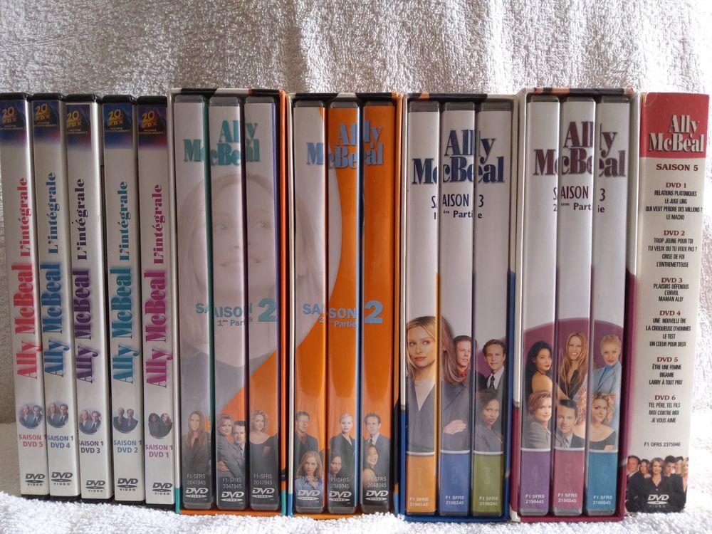 ALLY MC BEAL saison 1 - 2 - 3 et 5 en DVD 5 Saint-Bonnet-les-Oules (42)