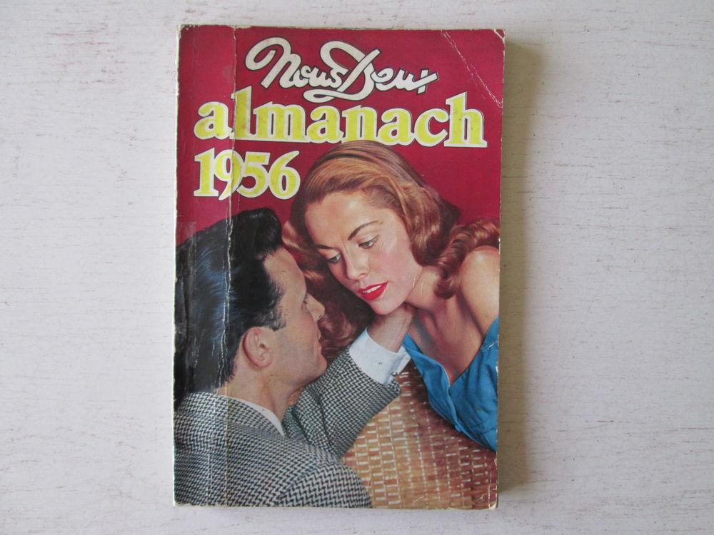 Almanach Nous Deux 1956 7 Béthencourt-sur-Mer (80)