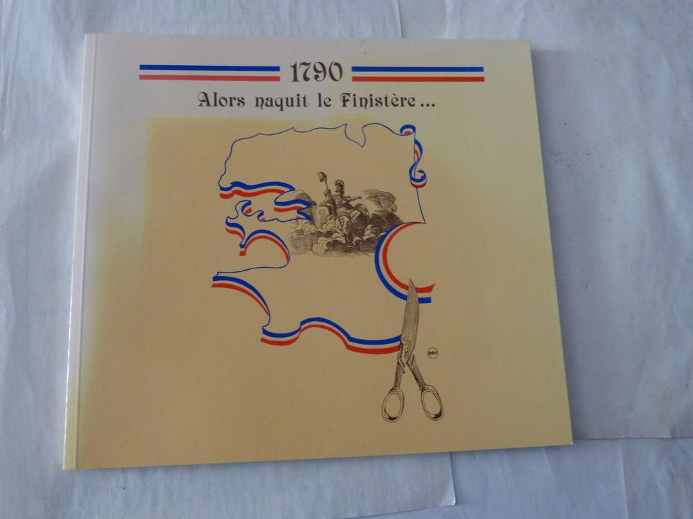 ALORS NAQUIT LE FINISTERE 1790 8 Brest (29)