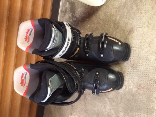 SKI ALPIN + CHAUSSURES occasion Sports