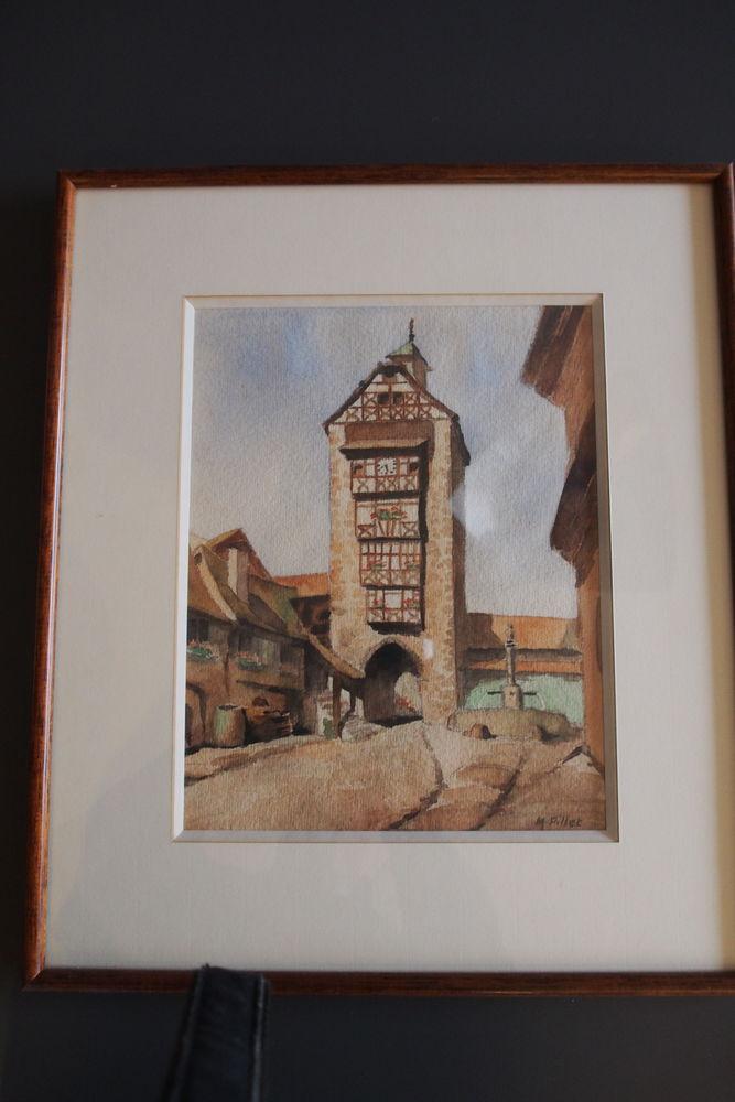 ALSACE RIQUEWIHR La tour des voleurs 20 Rennes (35)