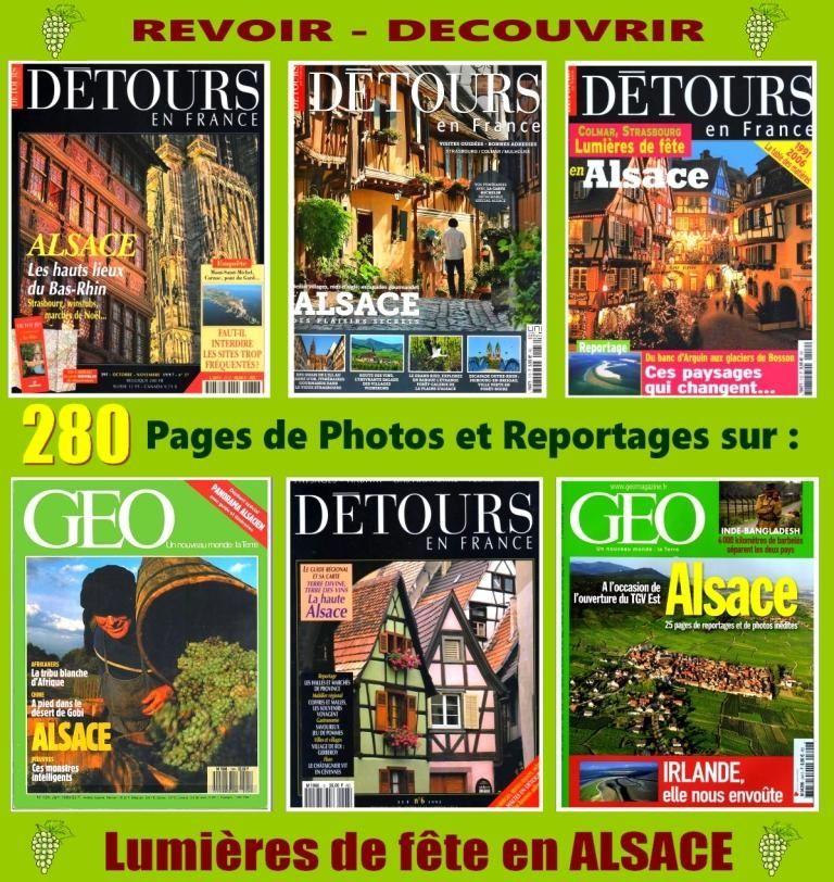 ALSACE - voyage - FRANCE / prixportcompris 18 Lille (59)