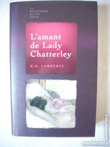 L'amant de Lady Chatterley Livres et BD