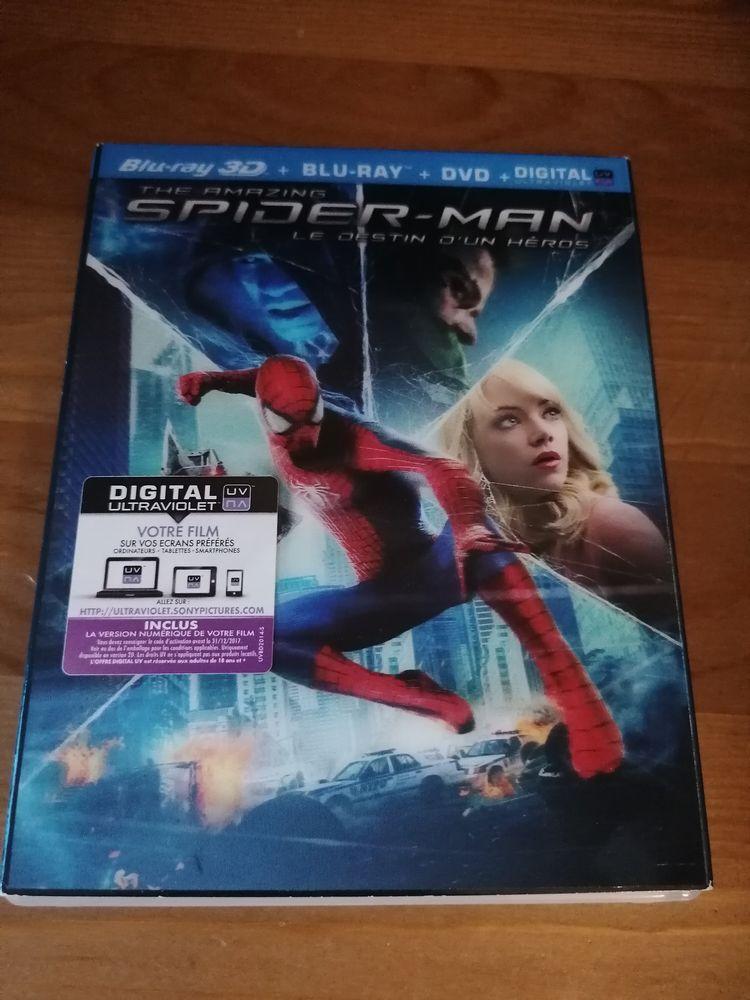 Blu-RAY The amazing spiderman le destin d un héros 4 Creil (60)