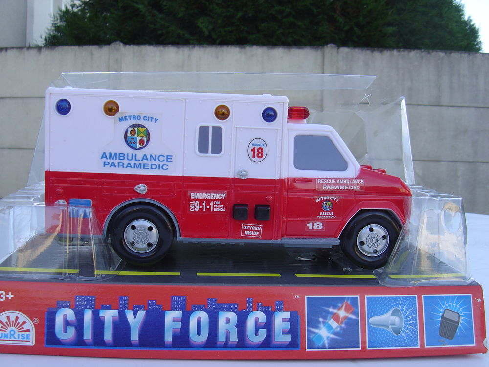 AMBULANCE CITY FORCE 10 Nogentel (02)