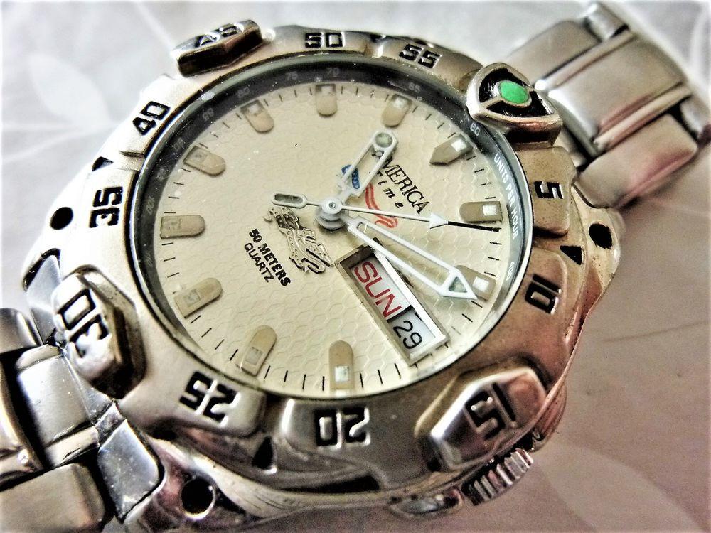 AMERICA TIME montre Américaine analogique ANA0025 85 Metz (57)