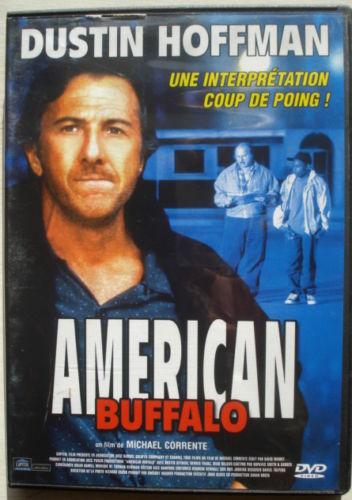 DVD AMERICAN BUFFALO   ///// 1 Lamotte-Buleux (80)