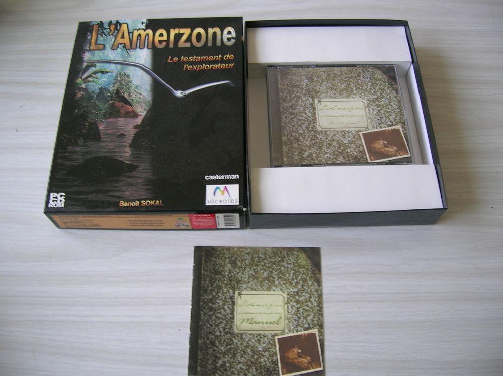 L'AMERZONE - Jeu PC 13 Nantes (44)