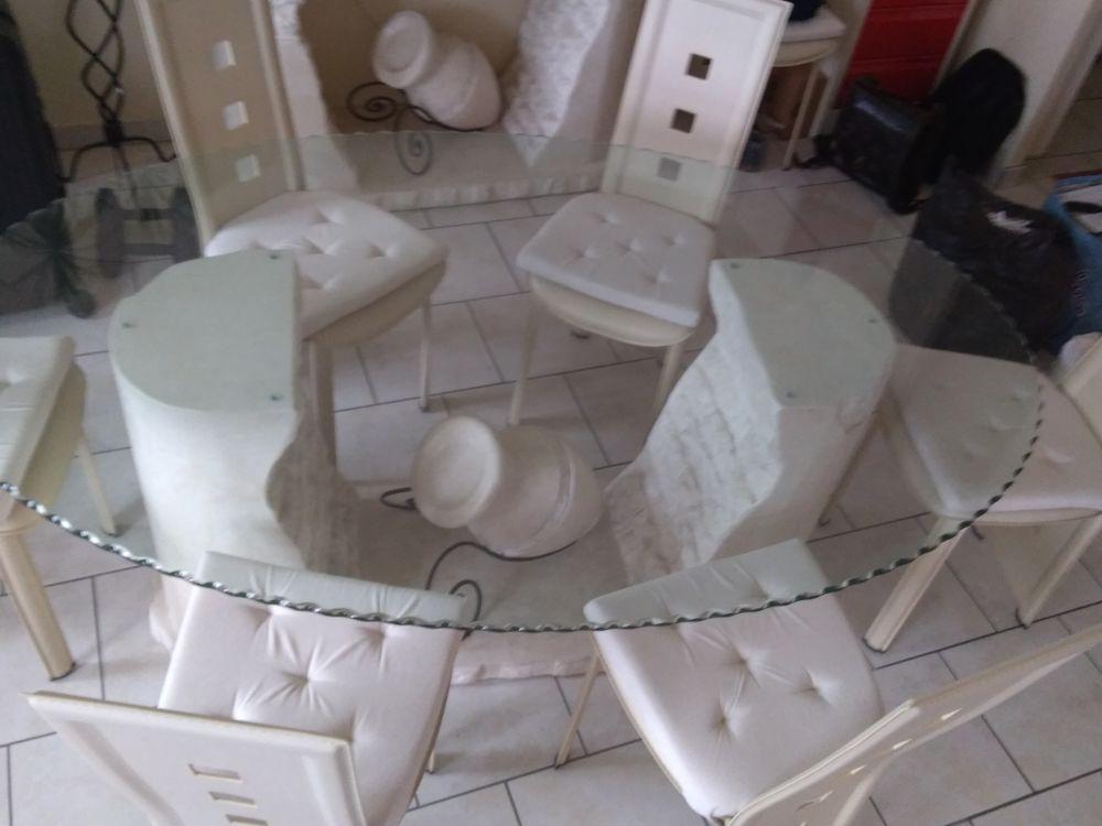 Ameublement de salon aspect en pierre 650 Cergy (95)