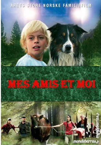 K7 Vhs: Mes amis et moi (101) DVD et blu-ray