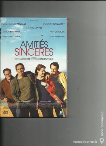 DVD mes amitiés sincères 6 Saint-Denis-en-Val (45)