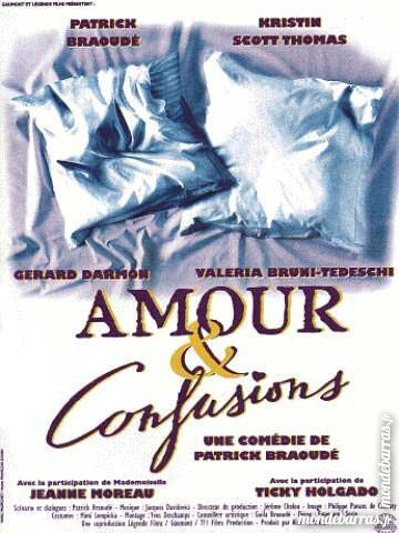 Dvd: Amour et confusions (384) 6 Saint-Quentin (02)