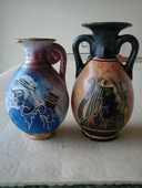 Lot Amphore et vase miniature Grec 10 Vitry-sur-Seine (94)