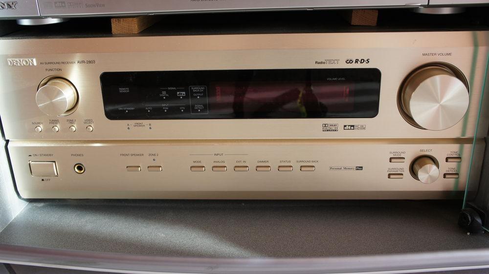 AMPLI DENON AVR 2803 200 Séné (56)