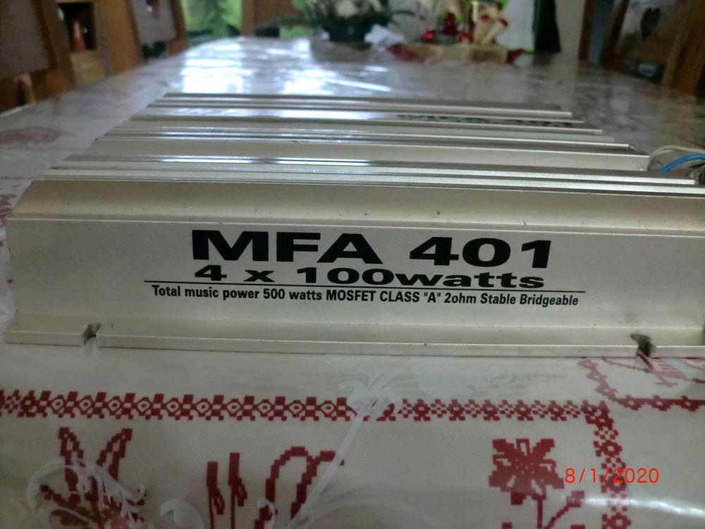 AMPLI MC FARLOW 25 Merville (59)