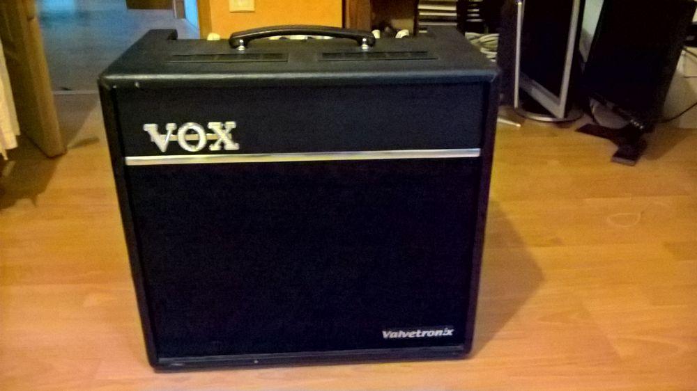 Ampli guitare VOX VT 80+ 200 Nuillé-sur-Vicoin (53)