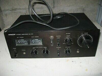 Ampli Hitachi HA170 50 Tournus (71)