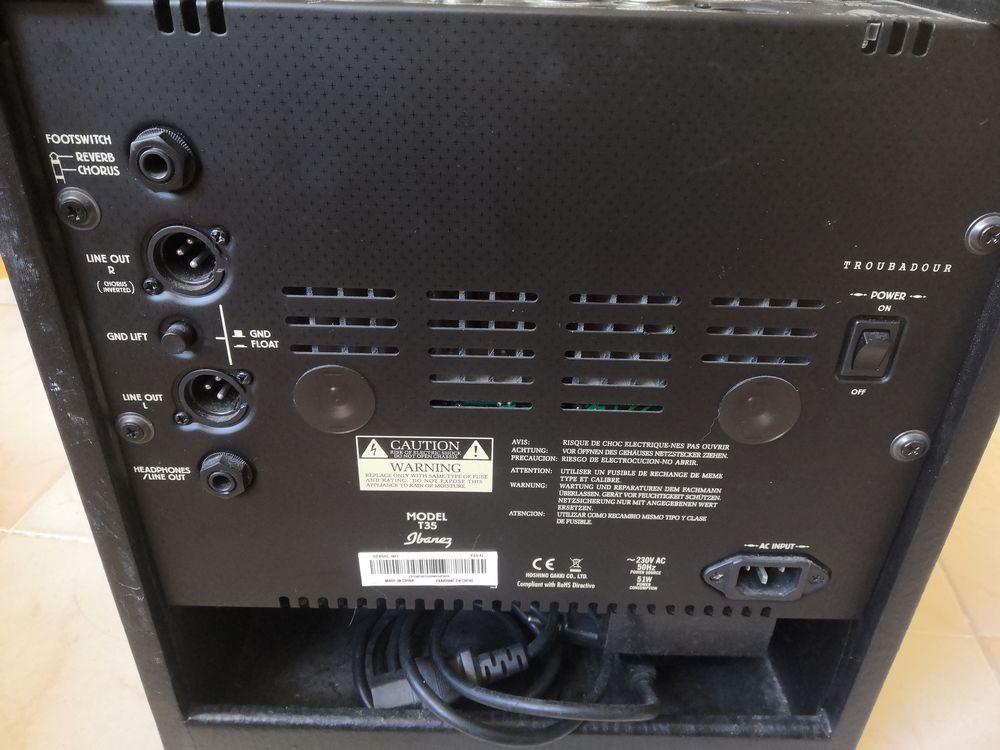 Ampli instrument électrique  90 Menton (06)