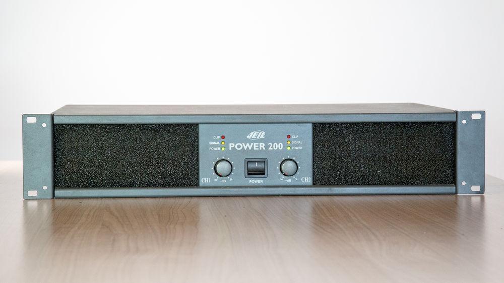 AMPLI JEIL POWER 200 100 Nancy (54)
