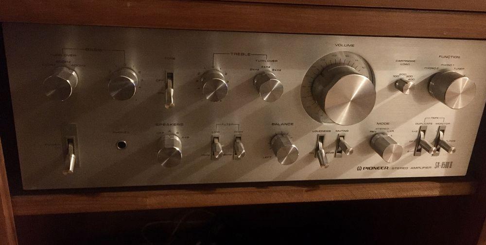 Ampli pioneer sa 8500 mk2  700 Villeneuve-d'Ascq (59)