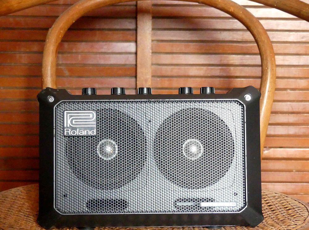 Ampli ROLAND Mobile Cube Instruments de musique