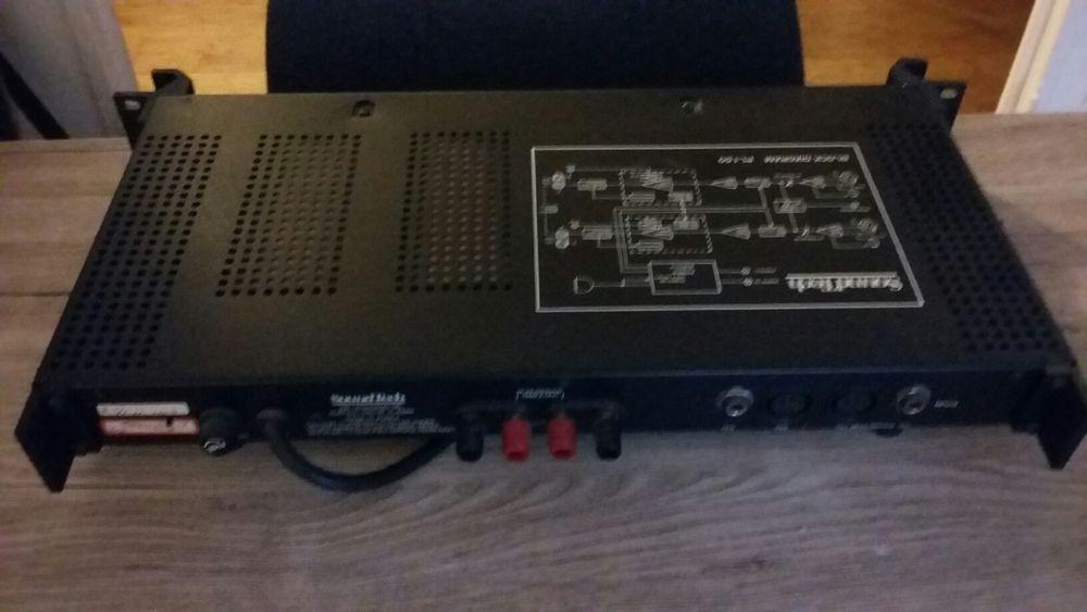 Ampli Soundtech PL150 120 Paris 4 (75)