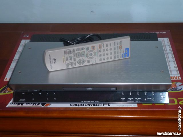 Ampli JVC XV-THA10r (TH-A10R) lecteur DVD 50 Catillon-sur-Sambre (59)