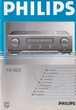 Amplificateur PHILIPS FA 920 . Tuner PHILIPS FT 920 Audio et hifi