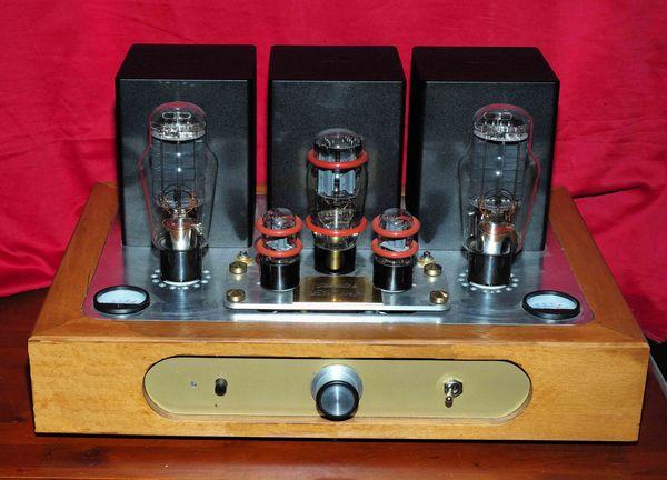 Amplificateur a tubes SE 300B  KR 5000 Muret (31)