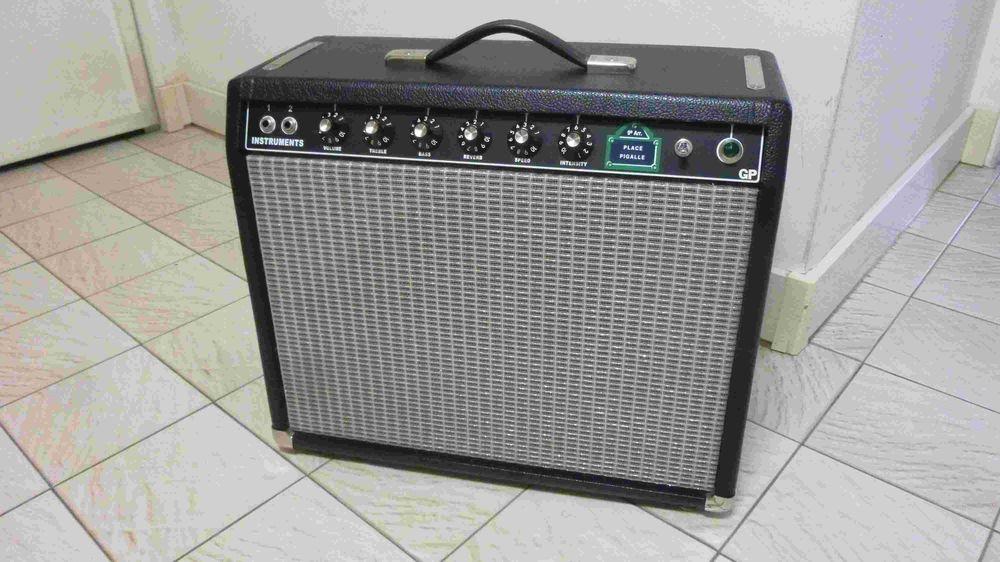 Amplificateur GP 11 Watts lampes 1000 Vincennes (94)