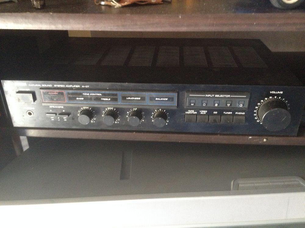 amplificateur yamaha a07 40 Saint-Céré (46)
