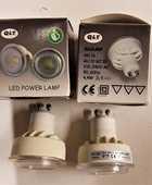 Lot de 2 ampoules LED MR16 GU10 4.4W 3 Challans (85)