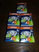 Ampoules 12V  GU5,3  OSRAM 5 Réding (57)