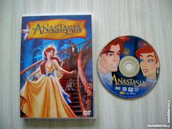 DVD ANASTASIA Dessin Animé de DON BLUTH 9 Nantes (44)