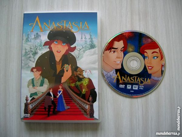 DVD ANASTASIA - Dessin Animé DON BLUTH - ORIGINAL 11 Nantes (44)