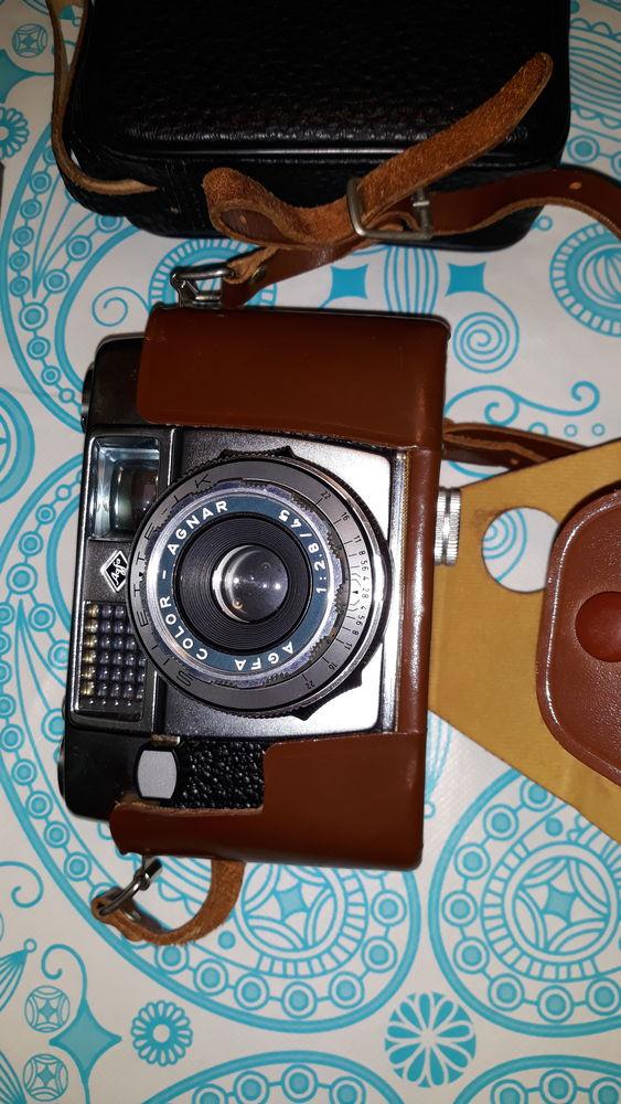 Ancien appareil photo Agfa 0 Strasbourg (67)