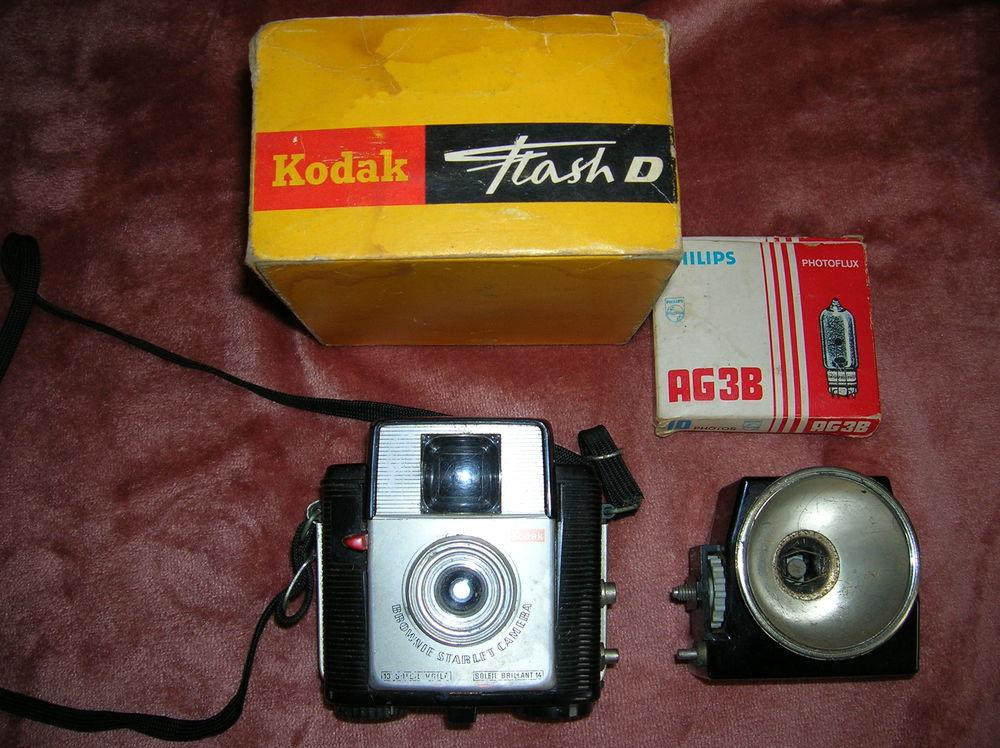 ancien appareil photos Billy record Agfa en l'état 95 Reims (51)