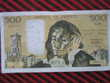 ANCIEN BILLET DE 500F PASCAL  ANNEE 1973