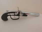 Ancien briquet forme pistolet 30 Toulouse (31)