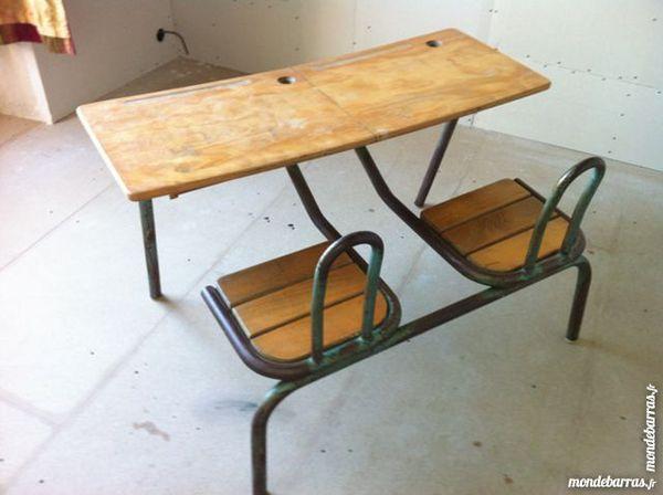 bureaux anciens occasion annonces achat et vente de. Black Bedroom Furniture Sets. Home Design Ideas