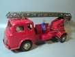 Ancien Camion de Pompier Joustra en Tôle.