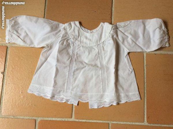 Ancien chemisier bébé 4 Le Cellier (44)