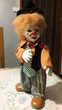 Ancien clown automate 1980.