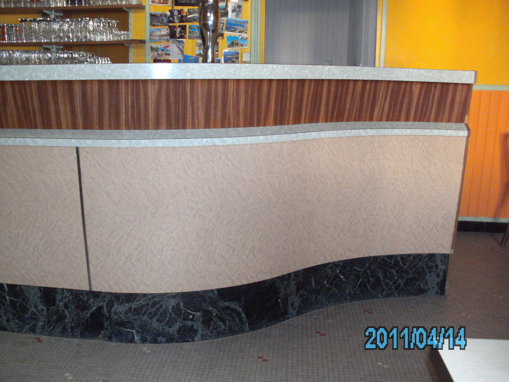 ancien comptoir de bar 1250 Doyet (03)