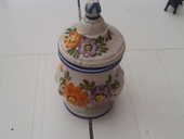 Ancien pot et son couvercle 0 Mérignies (59)
