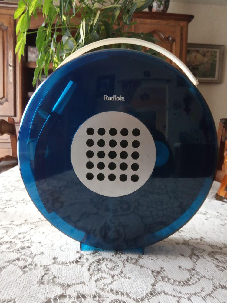 Ancien electrophone RADIOLA 120 La Souterraine (23)