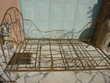 lit ancien en fer forgé rabattable  Cagnes-sur-Mer (06)